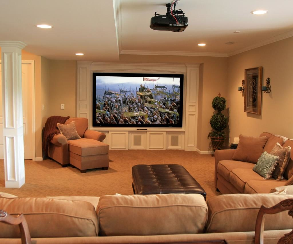Basement Remodeling Residential Craftmasters Inc